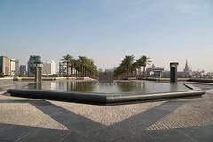 Museum of Islamic Art...(2) (John Konstandis) Tags: water museum doha qatar canonef24105mmf4lisusm museumofislamicart canoneos5dmarkiii