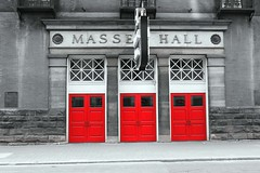 Massey Hall,Toronto,ON (SONICGREGU) Tags: toronto ontario canada concerts musichall selectivecolor masseyhall selectivecolour masseyhalltoronto