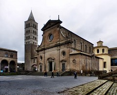 Viterbo -  Cattedrale di San Lorenzo (Martin M. Miles) Tags: italy viterbo lazio conclave papalelection latium palazzodeipapi cattedraledisanlorenzo duomodiviterbo clementiv viterbocathedral gregoryx longestconclave longestpapalelection