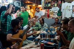 """Listening to Classical Samba at a Bar """"Bip Bip"""", Copacabana, Rio de Janeiro, Brazil (takasphoto.com) Tags: america americas amricadelsur brasil brasilia brasilien brasili brazil brazilia centro earth riodejaneiro rodejaneiro santateresa southamerica southernhemisphere westernhemisphere world zonacentral                        beer beers cerveza cerveja"""