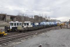 The Aqua Trains (sully7302) Tags: railroad cn train central nj trains amtrak transit penn locomotive erie cp ge lackawanna csx emd