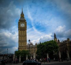 (crfleury) Tags: uk travel england london canon europe bigben clocktower westminsterabby g16 crfleury