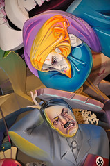 Ninot (Francisco Batalla) Tags: valencia estatua caricatura falla fallas ninot figura