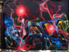 X-ray studies (SHOK-1) Tags: street england urban black london art public wall mystery painting skeleton typography one graffiti code mural freestyle truth neon control symbol outsider secret letters surreal style can xray anatomy technical bones translucent bone spraypaint surrealist organic lettering concept transparent femur conceptual aerosol technique shok symbolic spraycan pelvis shok1 symbolist improvisational cypher