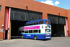 The end... (MCW1987) Tags: travel national mk2 express coventry metrobus mcw 3053 mk2a f53xof