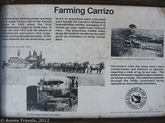 Farming Carrizo (Anne's Travels 4) Tags: california tractor farm antiques tractors nationalmonument carrizo drylandfarming farmingequipment carrizonationalmonument