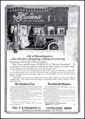 1910  The Stearns the Car Luxurious for all Social Exigencies -F.B. Sterns Co., Cleveland  Ohio (carlylehold) Tags: ohio opportunity robert mobile o fb cleveland email smartphone join oh 1910 tmobile luxurious keeper stearns signup haefner carlylehold solavei haefnerwirelessgmailcom