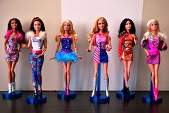 Barbie Clutch Fashionistas Wave 2 (Jacob_Webb) Tags: 2 summer nikki ryan ken barbie wave teresa clutch 2012 fashionistas raquelle barbiefashionista2011