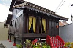 Malacca - (Malaysia) Architecture (AroundtheWorldwithKid) Tags: temple asia southeastasia colonial australia malaysia queensland rtw melaka malacca noosaheads oceania travelwithchildren travelwithkid australiaeasterncoast