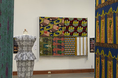 Style Africa Exhibition 2012  048 (Birmingham Museum and Art Gallery) Tags: africa clothing birmingham african exhibition fabric woven textiles printed embroidered dyed bmag westafrican craftspace styleafrica