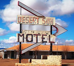 Route 66 (tk4456) Tags: arizona signs route66 roadside motels