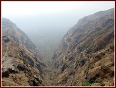 Hilly Terrain (Kquester) Tags: kali mandir pavagadh mahakali maakali shaktipeeth