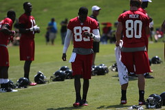 2012 Atlanta Falcons Minicamp - Day 3 (Atlanta_Falcons) Tags: fff minicamp harrydouglas 2012offseason atlminicamp atlminicampday3