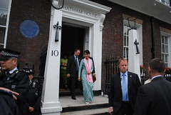 Daw Aung San Suu Kyi,  Chairman of the National League for Democracy (NLD), Burma (Chatham House, London) Tags: burma chathamhouse internationalrelations internationalaffairs dawaungsansuukyi royalinstituteofinternationalaffairs