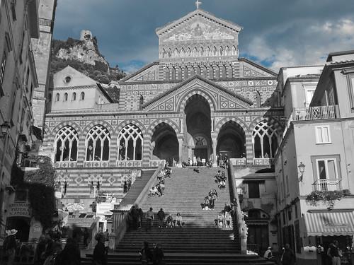 Amalfi - il Tempio