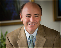 Dr. Carlos Campos, President of Regent University