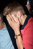 Justin Bieber Celebrities outside the Chateau Marmont for the 'Katy Perry: Part Of Me' after party Los Angeles, California