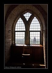 Inside the Lange Jan (Marjo1963) Tags: netherlands inside middelburg boven abdijtoren langejan 052012