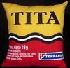 Almohadón Tita (Lady Krizia) Tags: retro pillow vinilo tita golosina wilwarin estampado almohadon termoestampado