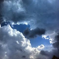 #Cincinnati Storm #Clouds #cloudporn #wx #cincywx