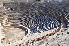 The Theatre, Hierapolis, Pamukkale, Turkey (Malc ) Tags: turkey photo photos pamukkale hierapolis photosof sacredcity malcc  malcolmchapman malcolmpchapman