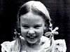 Kylie Minogue when she was 6, 1974 Supplied by WENN