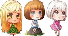 (Aya_27) Tags: sol marina doll drawing alice drawings dollie vainilladolly