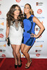 Carmen Carrera and Phi Phi O'Hara, at the 2012 GLAAD Manhattan Summer Event. New York City, USA