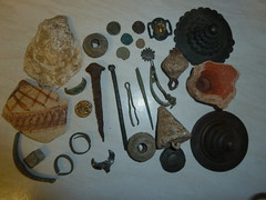 Everyday Roman items (martyboy2 of Britain) Tags: history roman local items