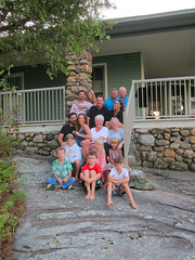2012_0801_018 (seannarae) Tags: anna canada andy wednesday mom rachel dad charlotte doug august cricket jude will isabel brook debbie spencer familyportrait callie wwt wahwahtaysee 2012 day04 s95