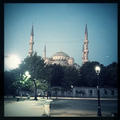 IMG_7450 (Eric Rozen) Tags: turkey istanbul mosque turquie mosquée wmag freepak hipstamatic