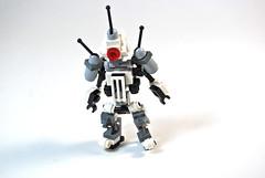 Bot (Ryclen) Tags: robot lego small bot mech