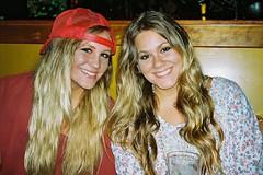 Sisters (Nicholas_Luvaul) Tags: girls classic film sisters analog 35mm pretty florida sister infinity olympus ombre blonde stylus jacksonville fl jax