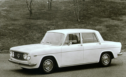 LHA073 - Fulvia 2. Serie 1969-1973