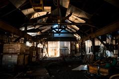 king coal warehouse (Sam Scholes) Tags: old light shadow building abandoned digital dark utah nikon mine industrial decay mining warehouse coal hiawatha d300 kingcoal kingmine usfco unitedstatesfuelcompany