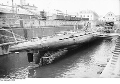 "U-37 in dry dock • <a style=""font-size:0.8em;"" href=""http://www.flickr.com/photos/81723459@N04/13245914154/"" target=""_blank"">View on Flickr</a>"