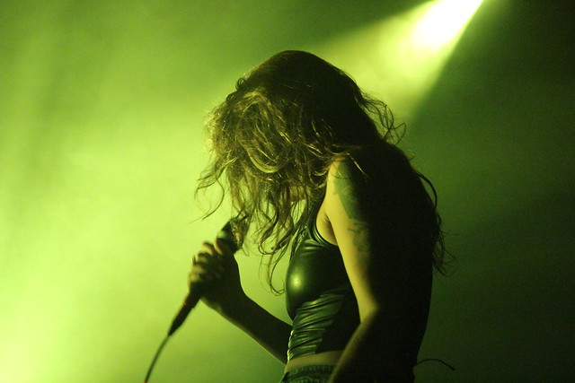 Tove Lo at the Echoplex - 10