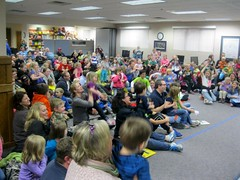 Pete the Cat (Owatonna Public Library) Tags: public cat eric library pete childrens author services owatonna litwin