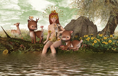 Calm Afternoon (Gaby Marshdevil ~ BUSY IRL) Tags: cute truth sl secondlife kawaii fgc gacha mishmish vco fawny gorean