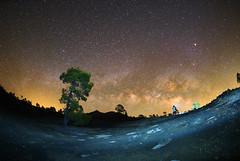 Milky Way in Tenerife (Roberto Colombari) Tags: sky nature tenerife milkyway widefield astrometrydotnet:status=failed astrometrydotnet:id=nova1574224
