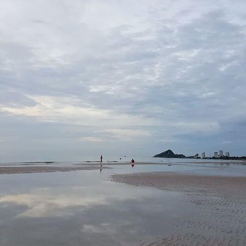 #HuaHin #beach