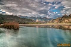DSC02124.jpg (avi_olmus) Tags: espaa primavera agua paisaje pantano nubes reflejo es montaa catalua filtros lrida camarasa p2404 largaexposicion santllorencdemontgai