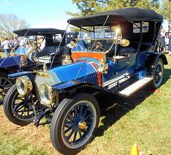1912 Locomobile Touring (splattergraphics) Tags: 1912 touring carshow hersheypa aaca locomobile antiqueautomobileclubofamerica aacaeasterndivisionfallmeet