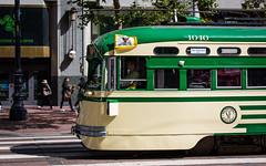 (seua_yai) Tags: sanfrancisco california people urban usa america publictransit wheels thecity muni bayarea northamerica historicstreetcar sanfrancisco2016