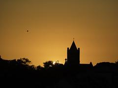 just a sunset (bart.kwasnicki) Tags: sun bird sydney australia