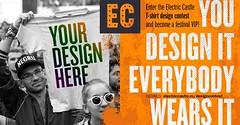 Oportunitate pentru designeri i pasionai de desen: concursul YOU DESIGN IT. EVERYBODY WEARS IT organizat de Electric Castle Festival ! nscrie-te pn pe 23 mai, pe site-ul evenimentului http://ift.tt/1XzkwG4, iar 3 dintre ctigtori se vor bucura de e (Florin Grozea) Tags: fb romania florin grozea