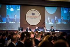 """Canciller Muñoz tras inauguración de Reunión Consultiva del Tratado Antártico """"Para Chile la Antártica es Futuro"""" (1)"""