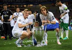 Real Madrid vs Atltico (Real Madrid CF) Tags: italy milan ita sansirocelebrates