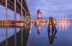 Gteborg/Gothenburg, Sweden (Maria_Globetrotter) Tags: blue canon wow amazing twilight sweden schweden hour sverige breathtaking 6d schn 11072015img4193hdr