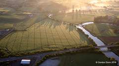 IMG_1180 (ppg_pelgis) Tags: ireland summer sunrise landscape flying northern ppg arial tyrone omagh notadrone